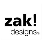 Logo 'Zak!Designs'